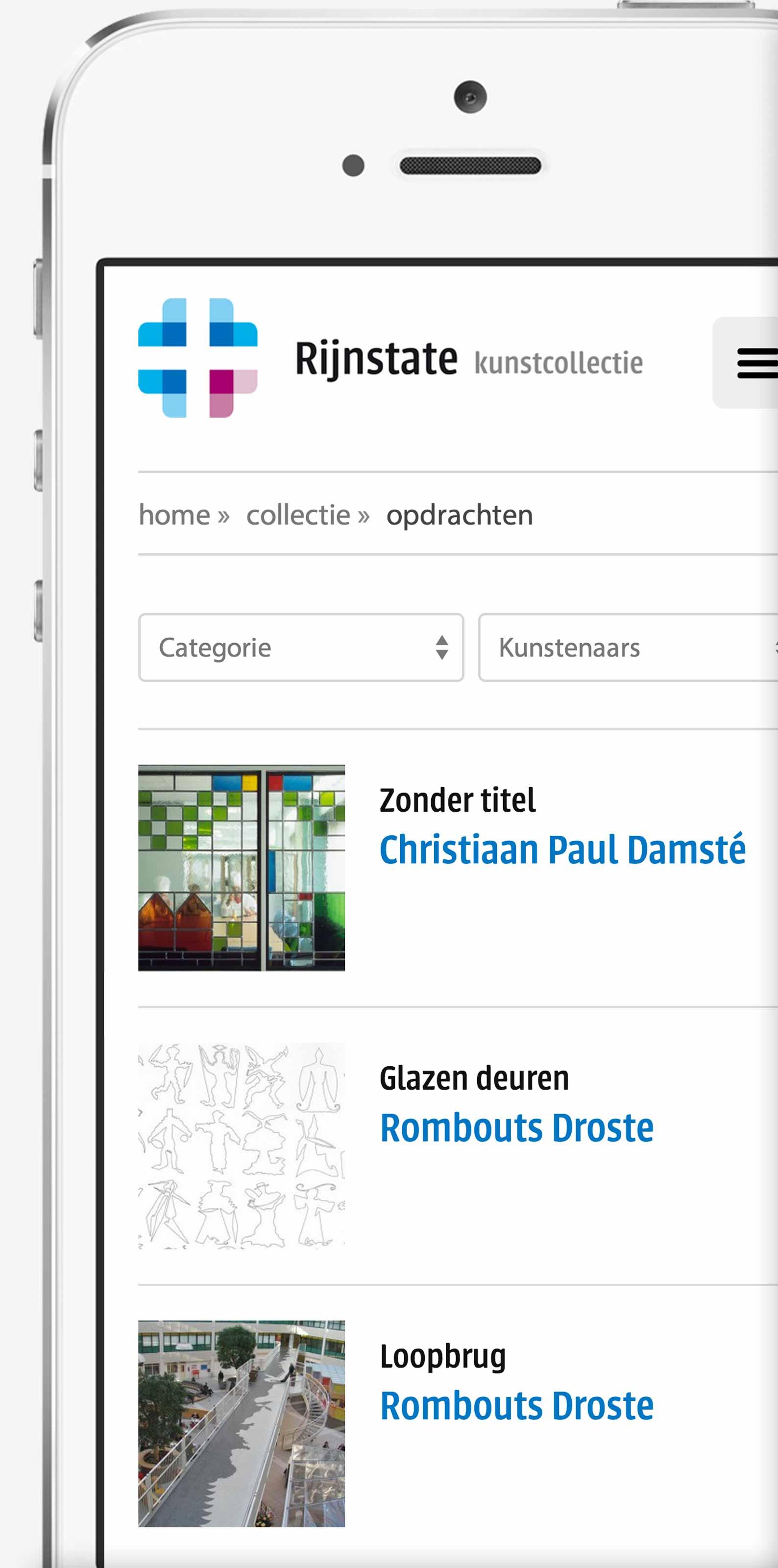 Rijnstate Kunstcollectie Mobile