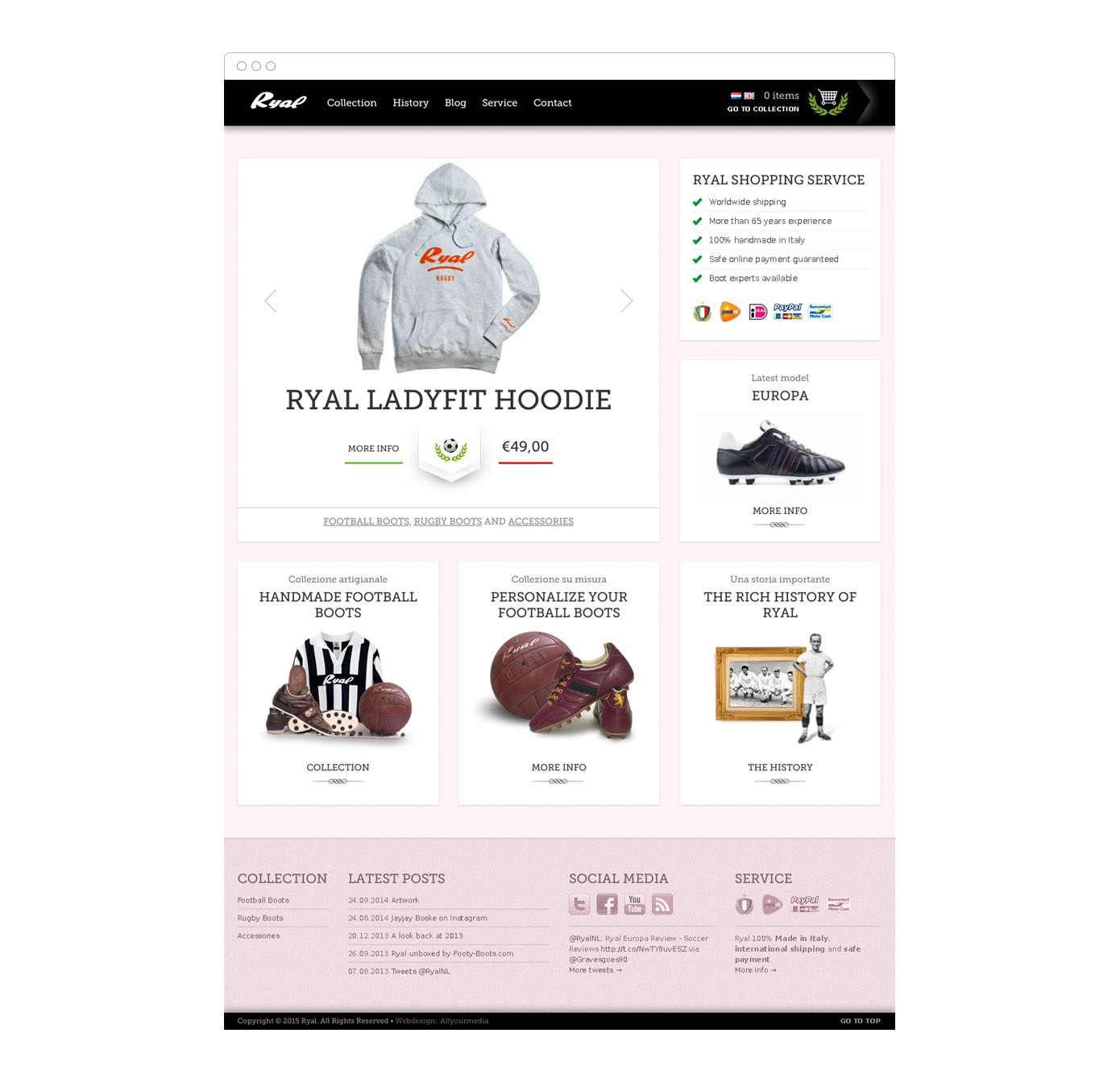 Ryal-Webshop